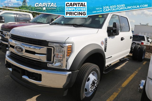 New 2019 Ford Super Duty F-550 DRW XLT