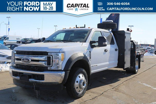 New 2017 Ford Super Duty F-550 DRW
