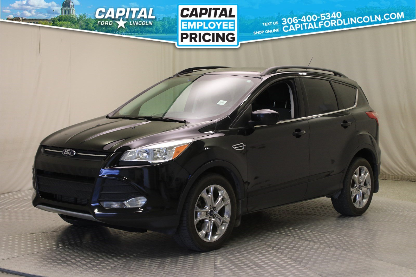 2014 Ford Escape Tires >> Pre Owned 2014 Ford Escape Se Ecoboost 4wd 4wd Stock U1231a