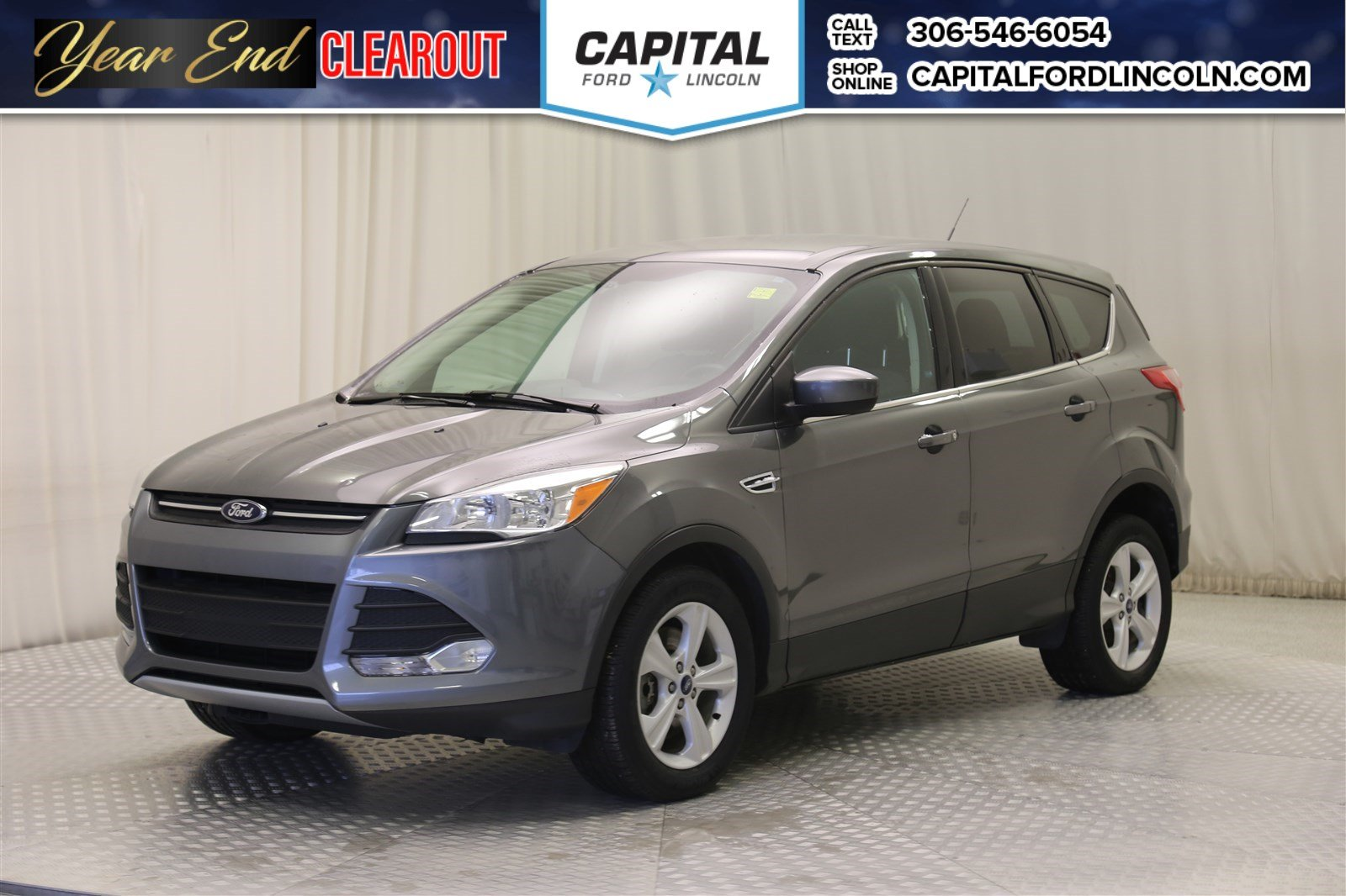 Pre owned 2014 ford escape se ecoboost 4wd