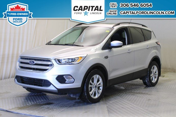 Ford Escape Sunroof >> Pre Owned 2018 Ford Escape Sel 4wd Leather Sunroof Navigation 4wd Stock 89089a