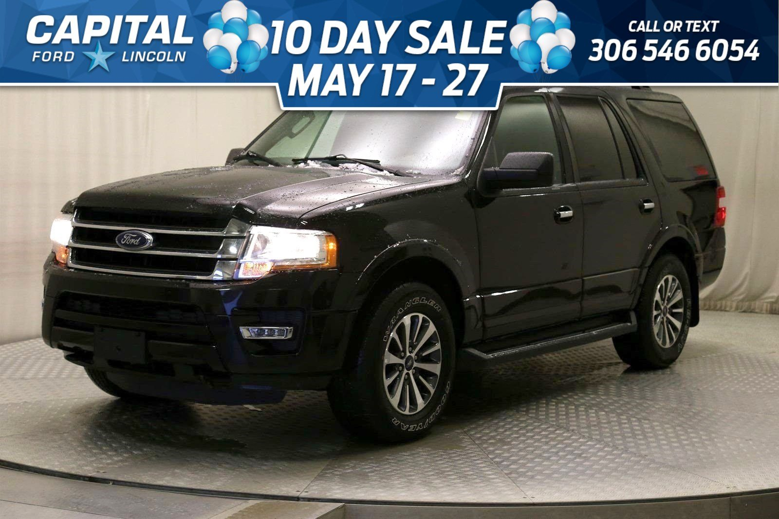 Pre Owned 2017 Ford Expedition Xlt 4wd