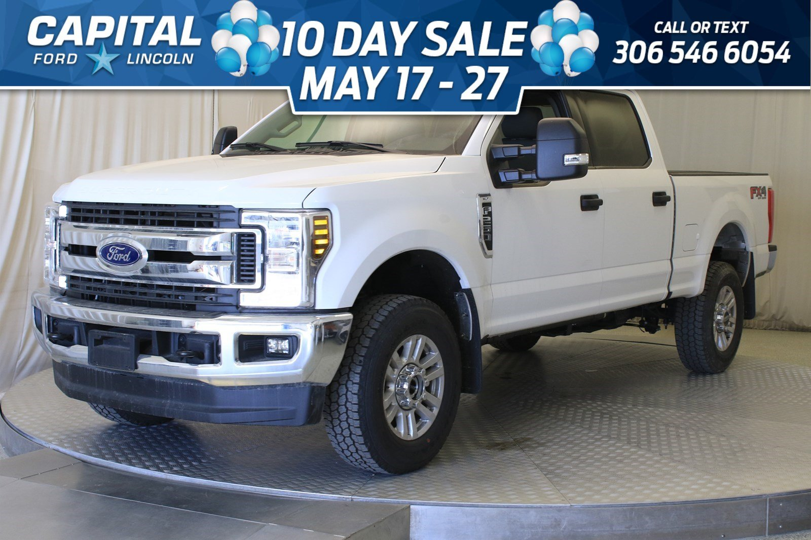 New 2019 Ford F-250 Gas