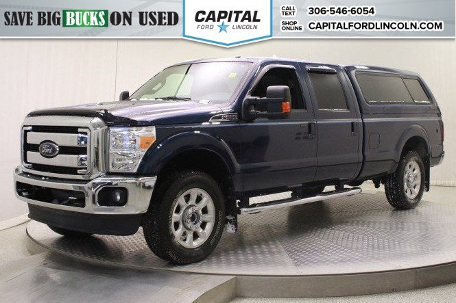 Pre-Owned 2015 Ford F-250 Gas LARIAT