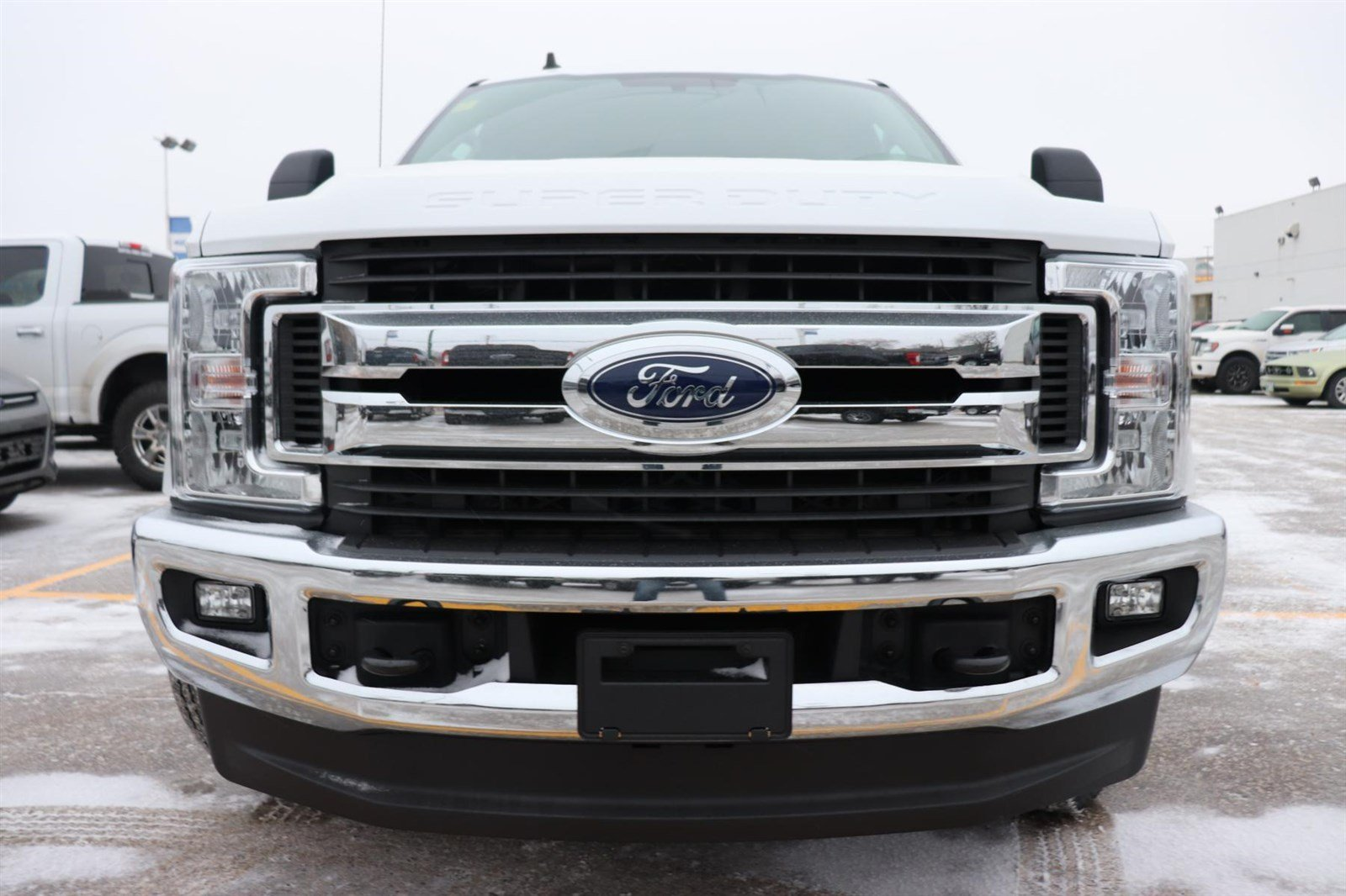 New 2019 ford super duty f 250 srw xlt 4x4 6 7l