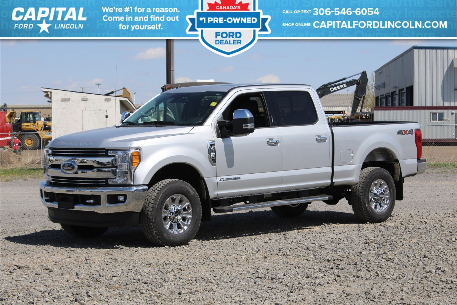 new 2017 ford f 350 diesel lariat supercrew supercrew pickup in regina r1046 capital ford lincoln. Black Bedroom Furniture Sets. Home Design Ideas