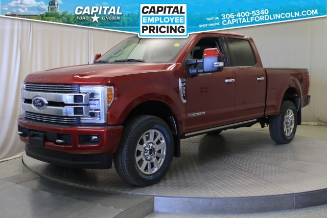 New 2019 Ford F-350 Diesel Limited