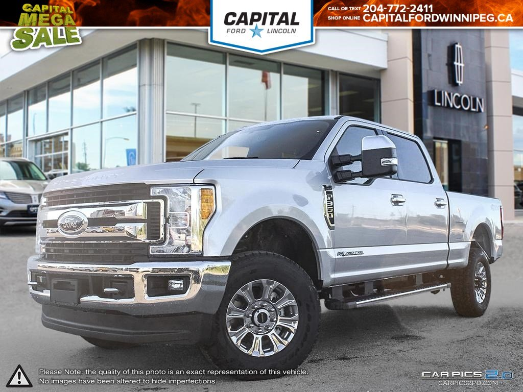 new 2017 ford f 350 diesel xlt crewcab supercrew pickup in regina p0669 capital ford lincoln. Black Bedroom Furniture Sets. Home Design Ideas