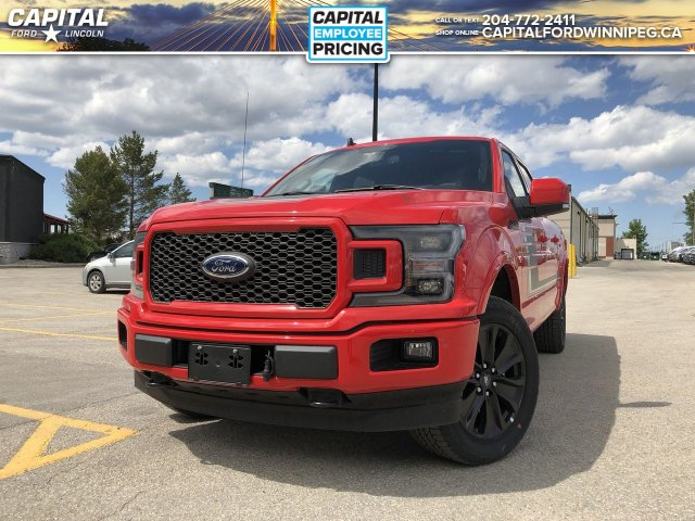 New 2019 Ford F-150 LARIAT 4WD Stock: P2505
