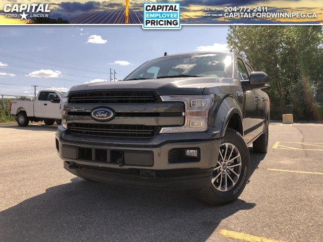 New 2019 Ford F-150 LARIAT*Navigation*Moonroof*Leather*FX4*Sport Package