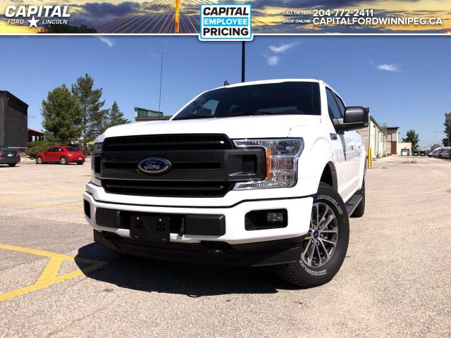 New 2019 Ford F-150 XLT*5.0L*Back Up Camera*Sport Pkg