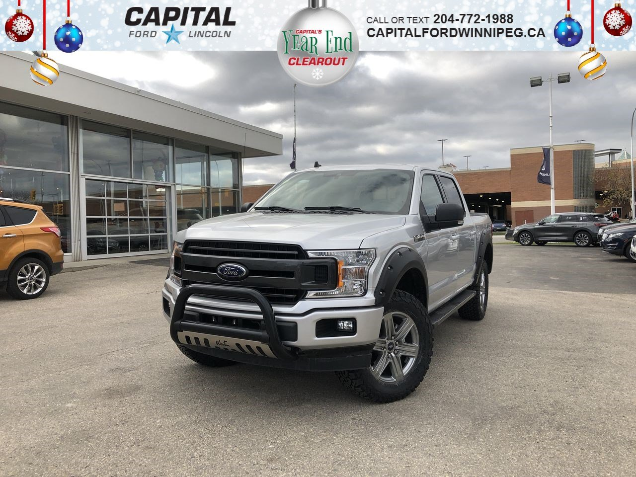 New 2019 Ford F-150 XLT*Save over $16000!*Navigation*Heated Seats*Sport*5.0L