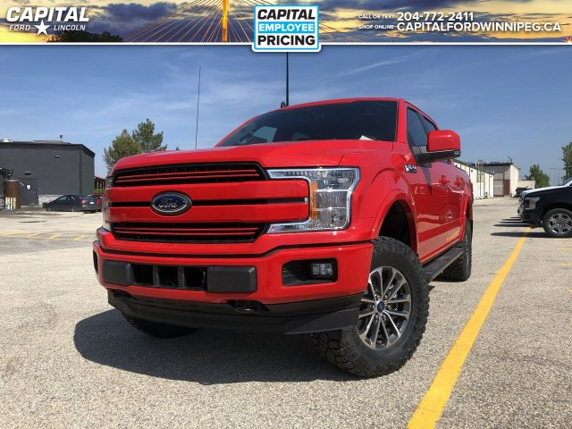 New 2019 Ford F-150 LARIAT*3.5 LEVEL*ROUSH EXHAUST*TONNEAU*UPGRADED TIRES