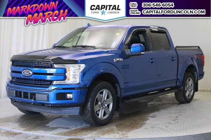 New 2018 Ford F-150 Lariat *CAPITAL CONCEPTS - BUNDLE TRUCK*
