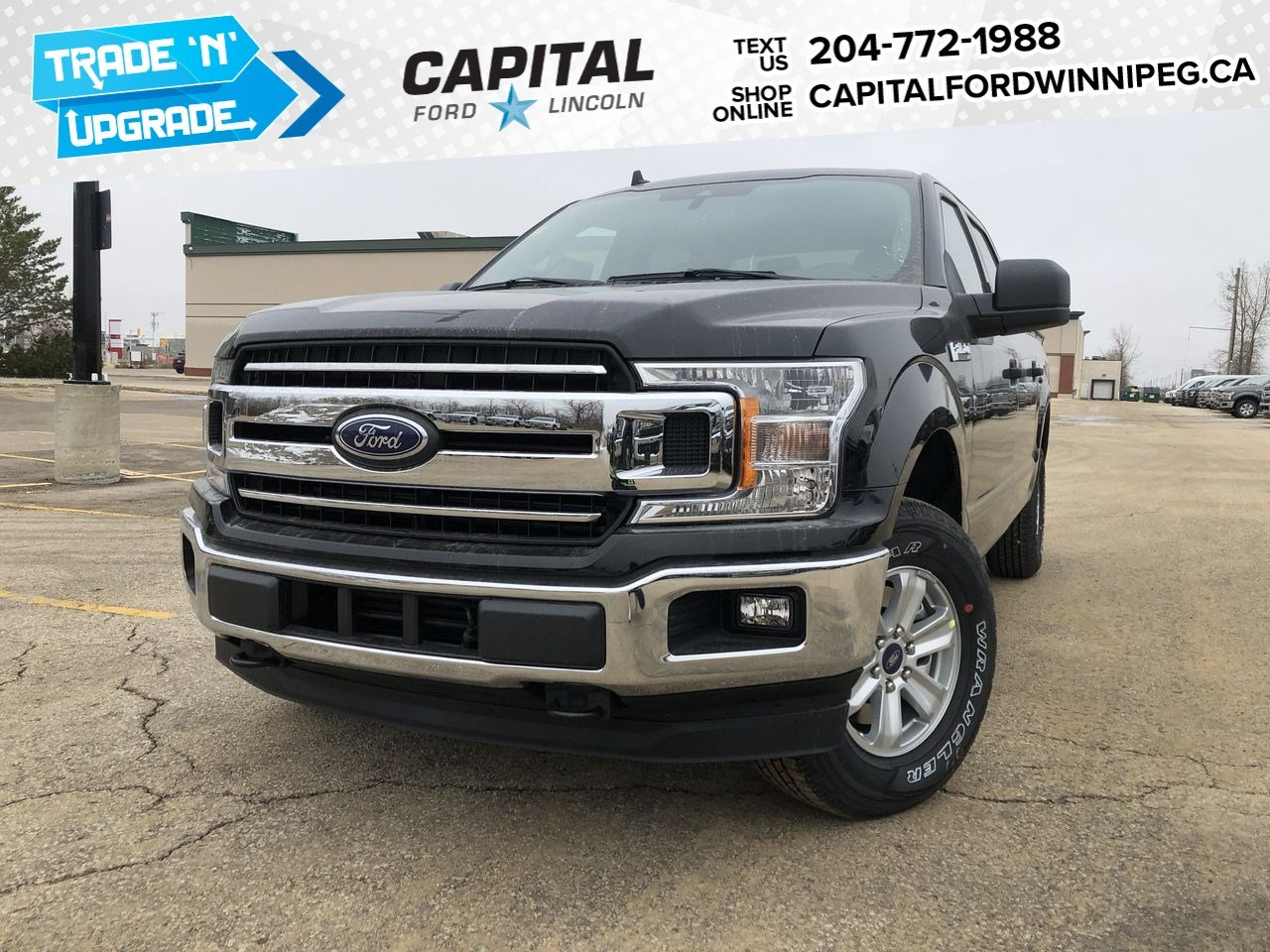 New 2020 Ford F-150 XLT*2.7L*Rearview Camera*Bluetooth