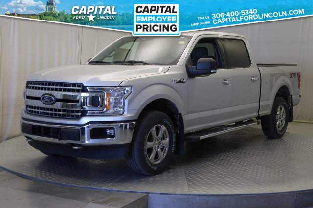 New 2019 Ford F-150 4WD Stock: U634