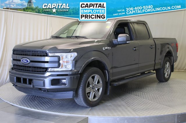 New 2019 Ford F-150 LARIAT