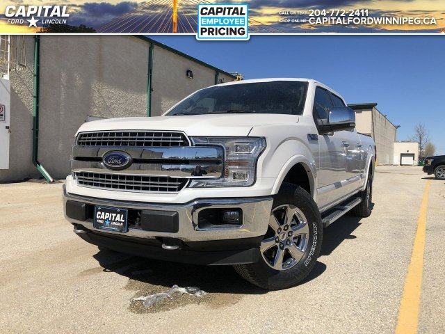 New 2019 Ford F-150 LARIAT*5.0L*Heated Seats*Navigation*Tow Package