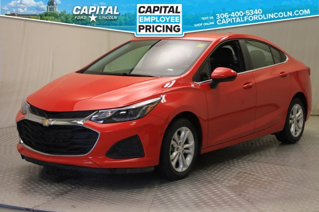 Pre-Owned 2019 Chevrolet Cruze LT **New Arrival**