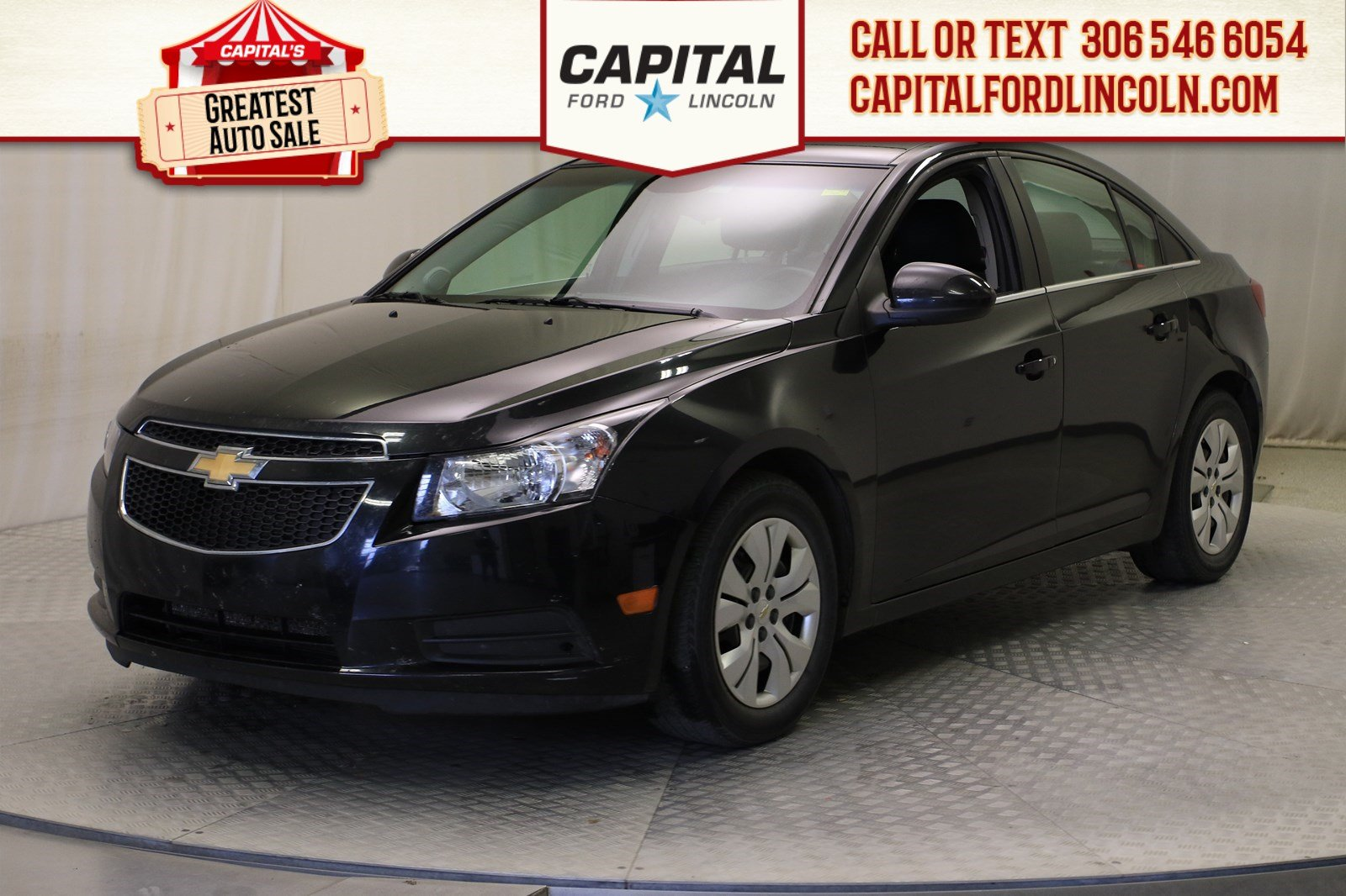 Pre-Owned 2014 Chevrolet Cruze 1LT **New Arrival**