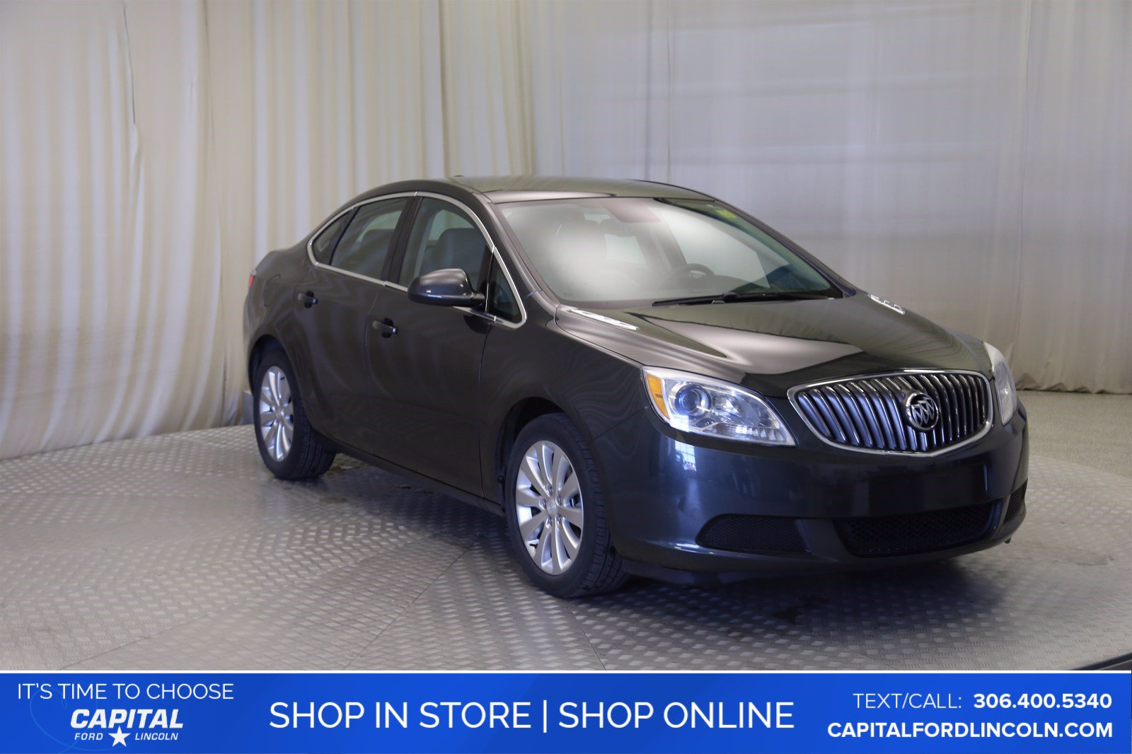 Pre-Owned 2017 Buick Verano Base