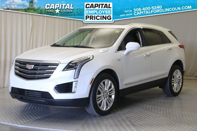 Pre-Owned 2018 Cadillac XT5 Premium Luxury AWD | Local Trade |