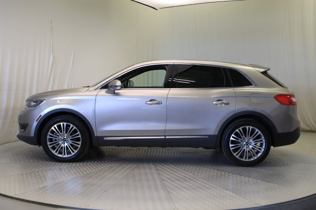 Lincoln Suv 2018 >> Pre Owned 2018 Lincoln Mkx Reserve Awd Suv In Regina 89560a