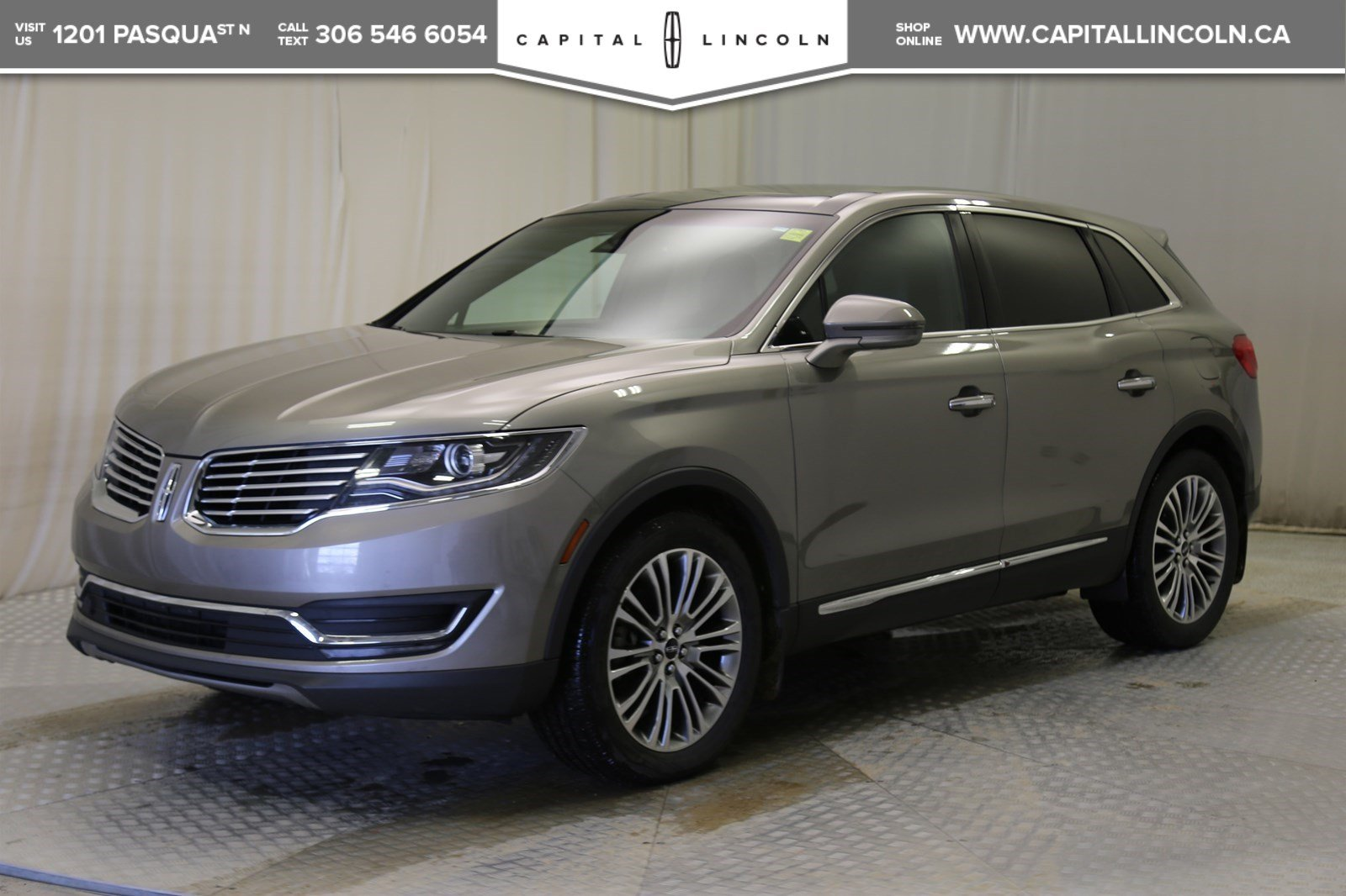 Pre-Owned 2016 Lincoln MKX Reserve AWD