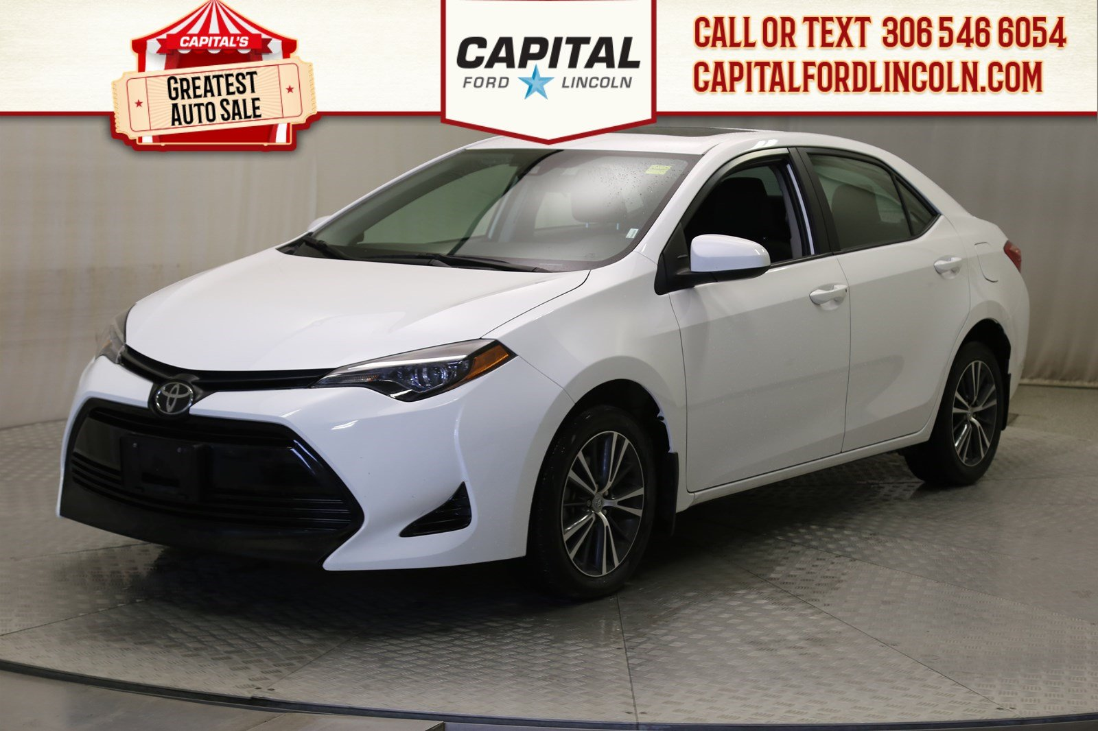 Pre-Owned 2019 Toyota Corolla **New Arrival**