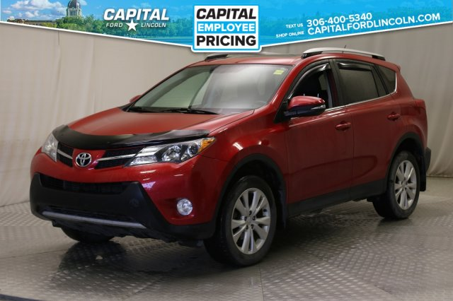 Pre-Owned 2013 Toyota RAV4 Limited AWD **New Arrival**