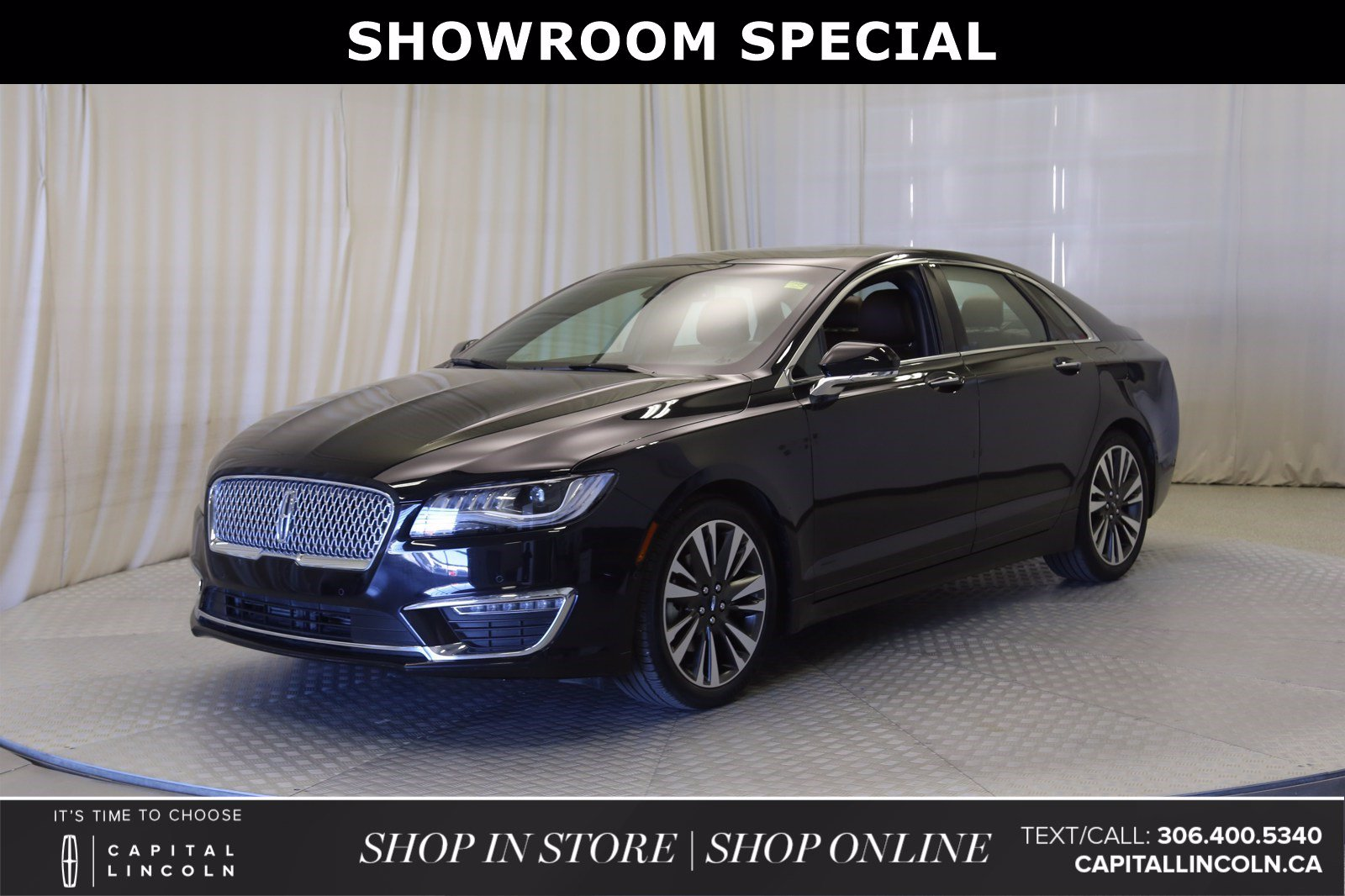 Pre-Owned 2019 Lincoln MKZ Reserve AWD