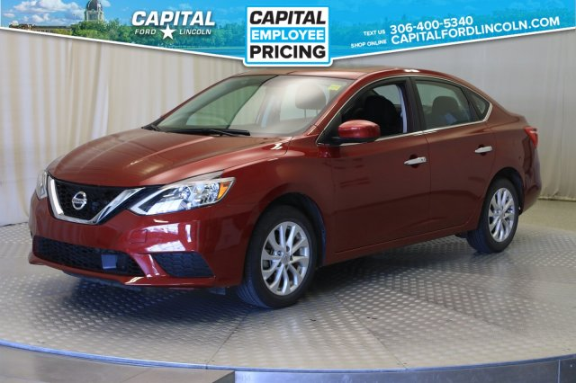Pre-Owned 2019 Nissan Sentra SV | Sunroof |