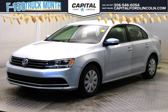 Pre-Owned 2016 Volkswagen Jetta Sedan TRENDLINE
