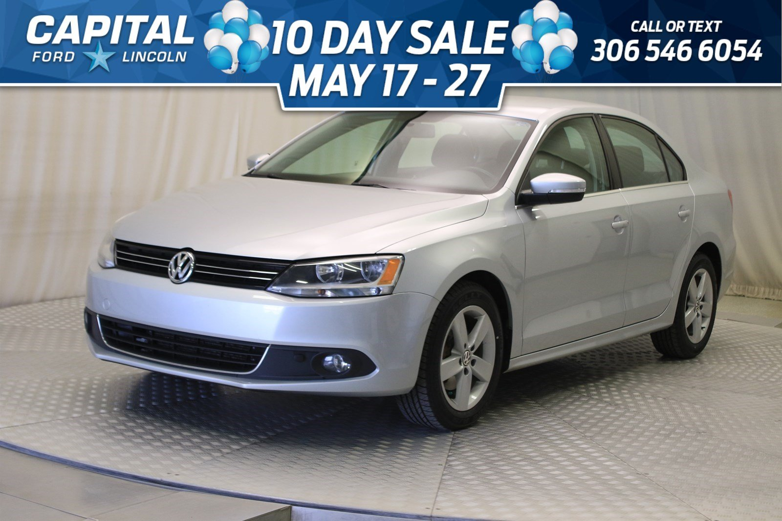 Pre-Owned 2012 Volkswagen Jetta Sedan Comfortline | Diesel | Alloy Wheels |