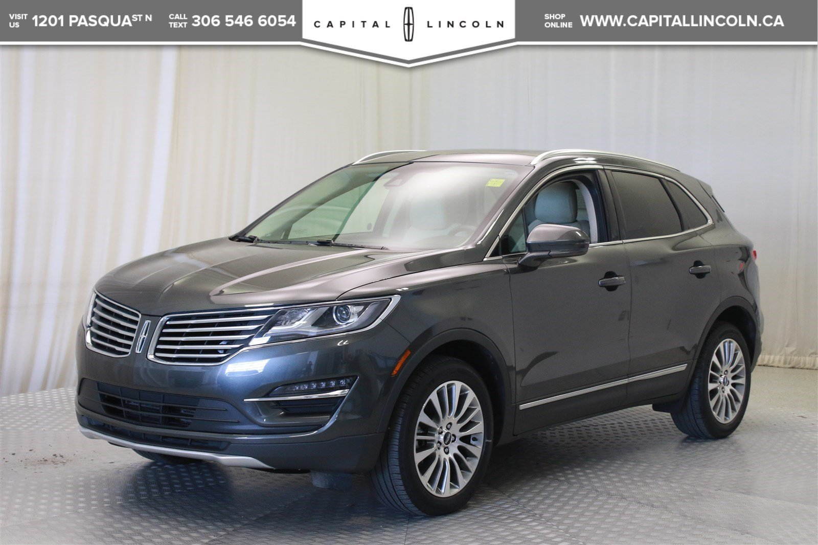 Pre Owned 2017 Lincoln Mkc Reserve Awd