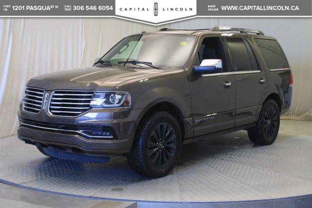 Pre-Owned 2017 Lincoln Navigator Select 4WD With Navigation & 4WD Stock:  R953C