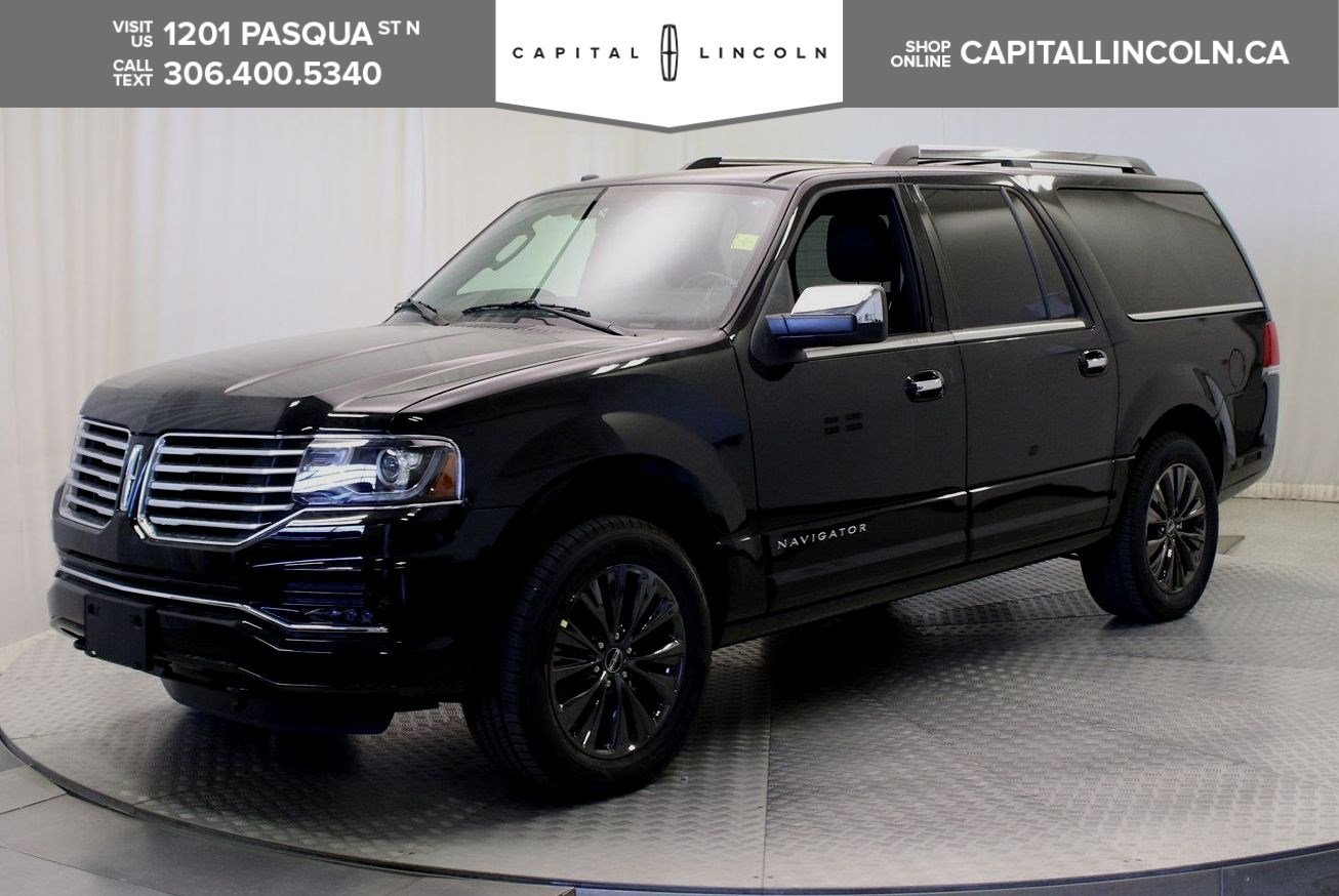 Pre-Owned 2017 Lincoln Navigator L Select 4WD
