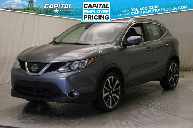 Pre-Owned 2019 Nissan Qashqai SL | Leather| AWD |