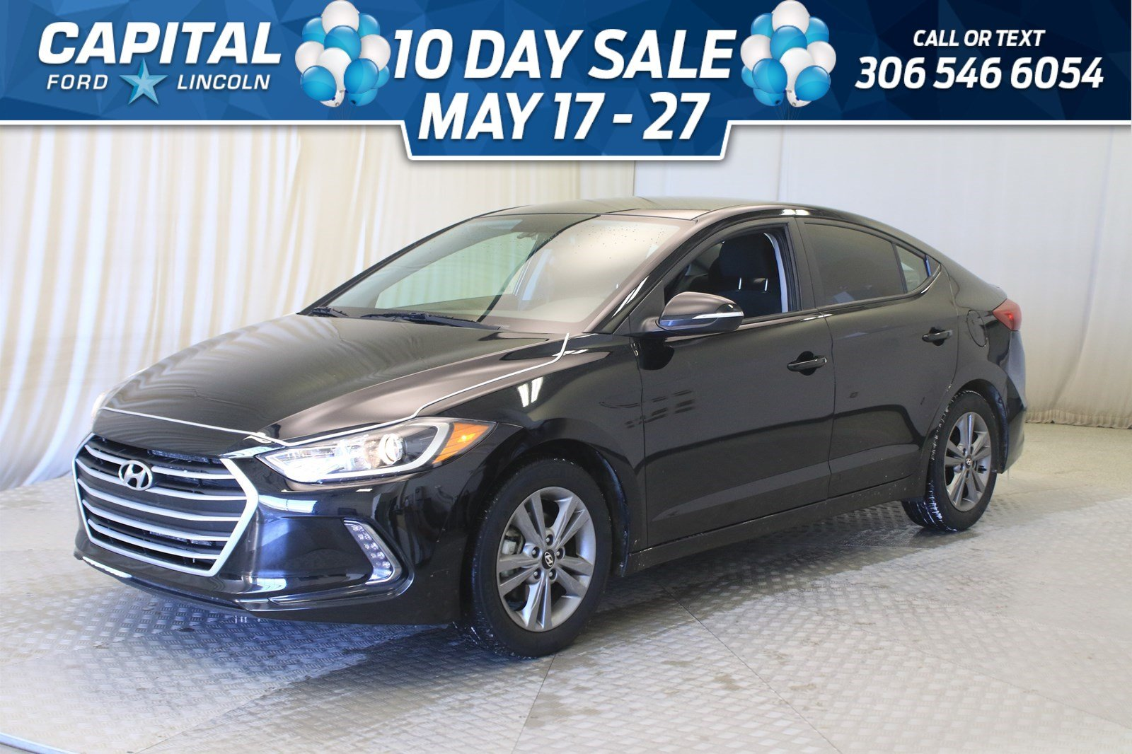 Pre Owned 2018 Hyundai Elantra Gl 7 Touchscreen Cross Traffic Alert Back