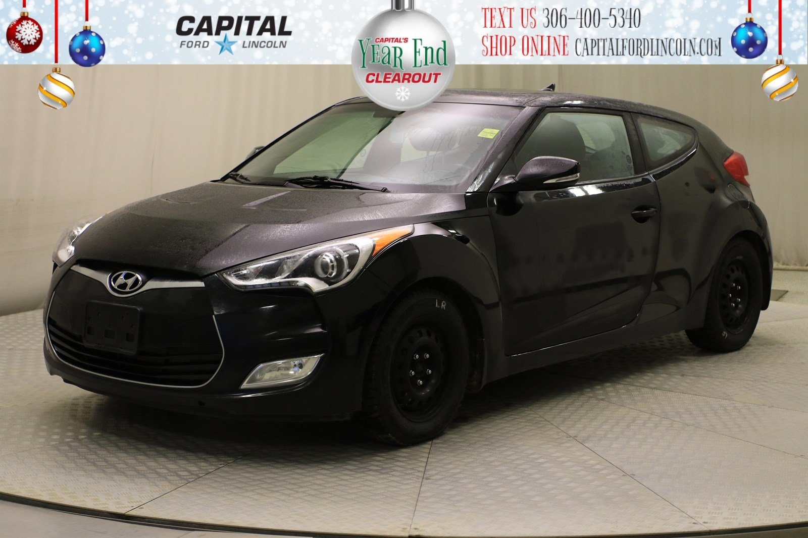 Pre-Owned 2014 Hyundai Veloster **New Arrival**