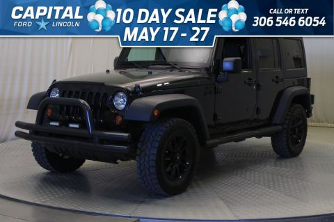 Pre-Owned 2012 Jeep Wrangler Unlimited Sport Convertible