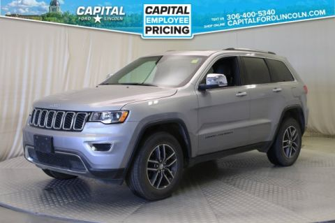 Pre-Owned 2018 Jeep Grand Cherokee Limited * Leather * Sunroof *