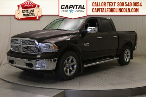 Pre-Owned 2016 Ram 1500 Laramie **New Arrival**