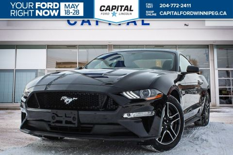 New 2018 Ford Mustang GT RWD 2 Door Coupe </br> Stock: P1603