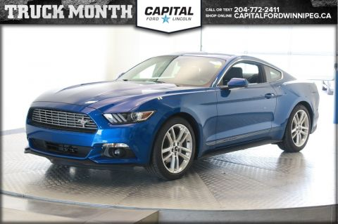 New 2017 Ford Mustang EcoBoost Premium RWD 2 Door Coupe </br> Stock: P1148