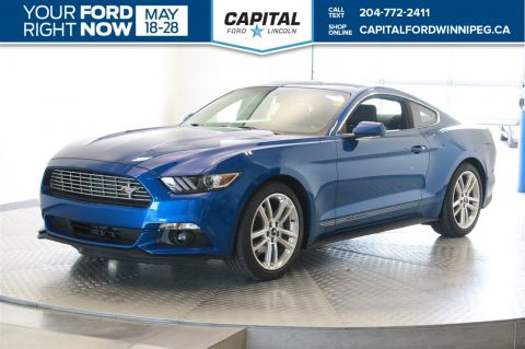 New 2017 Ford Mustang EcoBoost Premium With Navigation </br> Stock: P1148