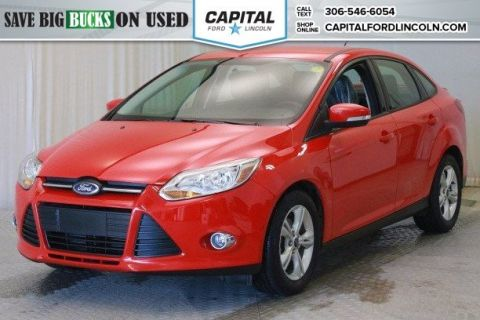 Pre-Owned 2013 Ford Focus SE Sedan FWD 4 Door Sedan </br> Stock: R850A