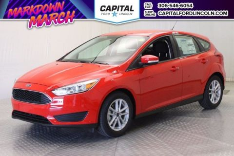 Pre-Owned 2017 Ford Focus SE HB **New Arrival** FWD Hatchback </br> Stock: R1438X