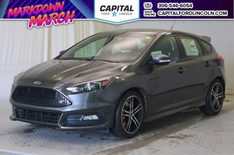 New 2018 Ford Focus ST FWD Hatchback </br> Stock: T465