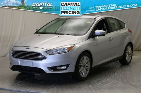 Pre-Owned 2018 Ford Focus Titanium HB **New Arrival**